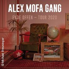 Alex Mofa Gang - Ende offen Tour