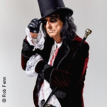 Alice Cooper - Special Guest: Black Stone Cherry in Mannheim, 11.09.2019 - Tickets -