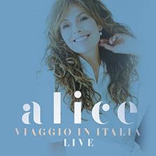 Alice - Viaggio in Italia in DÜSSELDORF * Tonhalle Düsseldorf