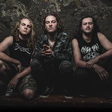 Alien Weaponry - Tu Tour 2019 in HAMBURG * Uebel & Gefährlich