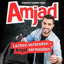 Amjad - Lachen verbreiten, Angst vermeiden