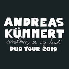 Andreas Kümmert - Something in my Heart Tour 2019