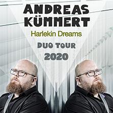 Andreas Kümmert - Harlekin Dreams Tour 2020