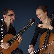 Anja Lechner und Páblo Marquez