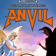 Anvil, Special Guest & Supports