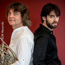 Arkady Shilkloper und Vadim Neselovskyi