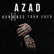 AZAD: Der Bozz II - Tour 2020