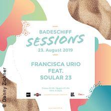 Badeschiff Session #3 - Francisca Urio