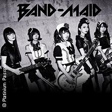 Band-Maid in HAMBURG * LOGO Hamburg