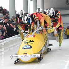 BMW IBSF Weltcup Bob & Skeleton 2020