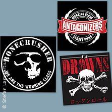 Bonecrusher + Antagonizers Atl