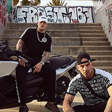 Bonez MC & RAF Camora in Nürnberg, 21.11.2019 - Tickets -