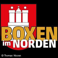 BOXEN im NORDEN - Hamburg feiert Boxen in HAMBURG * Grosse Freiheit 36,