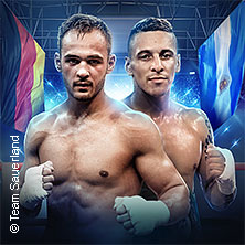 Internationale Boxgala - Wojcicki vs Caceres