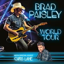 Brad Paisley - World Tour 2019 in BERLIN * TEMPODROM