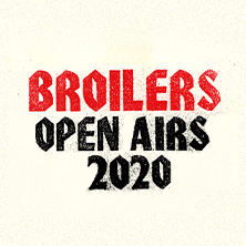 Broilers in Losheim am See, 01.08.2020 - Tickets -