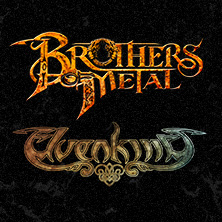 Brothers of Metal & Elvenking - The Pagan Thor