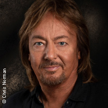 Chris Norman & Band: Forever - The 70th Birthday Tour 2020 Konzertkarten