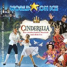 World on Ice - Cinderella - Das zauberhafte Musical auf Eis | Schwarzl Freizeitzentrum Graz