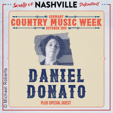 Daniel Donato & Special Guest - Country Music Week Germany 2019