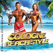 Cologne Beach Style 2019 - Fitness in KÖLN * Die HALLE Tor 2,