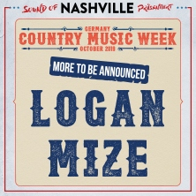 Logan Mize & Special Guests I Country Music Week Germany 2019