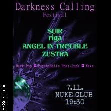 Darkness Calling-Festival