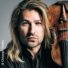 Tickets Für David Garrett In Hamburg Am 250519 Barclaycard Arena