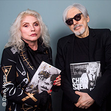 Debbie Harry & Chris Stein in Conversation