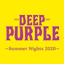 VIP Ticket - Deep Purple