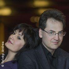 Dénes Várjon & Izabella Simon Klavierduo