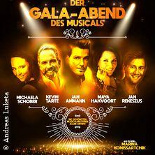 Der Gala-Abend des Musicals in Leipzig