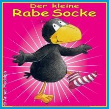 Der Kleine Rabe Socke - Figurentheater Theater-Fabrik