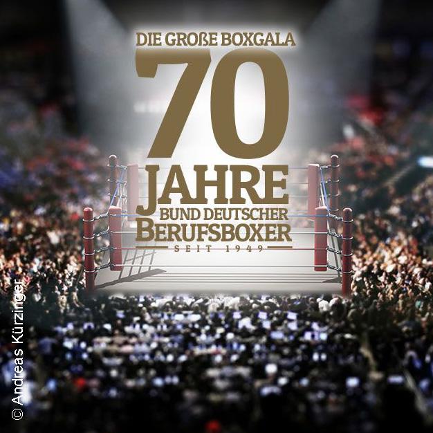 70 Jahre Deutsches Profiboxen in München