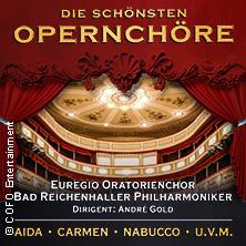 Die schönsten Opernchöre   Burghauser Konzertsommer