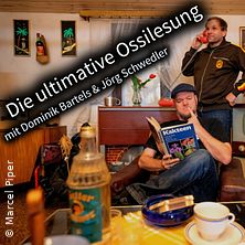 Die ultimative Ossilesung in Hamburg, 23.11.2019 - Tickets -
