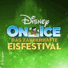 DISNEY ON ICE - Das zauberhafte Eisfestival