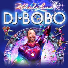 DJ Bobo - Kaleidoluna - Open Air 2020 in Gießen, 28.08.2020 - Tickets -