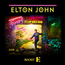 Elton John - Farewell Yellow Brick Road Tour 2020