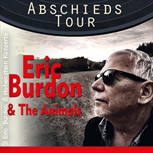 Eric Burdon & The Animals - Abschiedstour