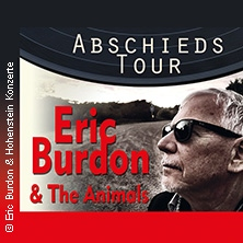 Eric Burdon & The Animals - Abschiedstour in DÜSSELDORF * Mitsubishi Electric HALLE