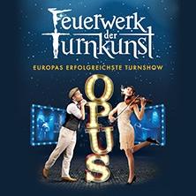Feuerwerk der Turnkunst - OPUS - Tour 2019/2020 in KÖLN * LANXESS arena,