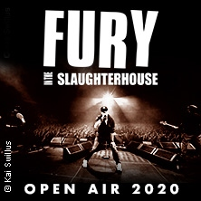 Fury In The Slaughterhouse + Special Guest: Selig in HAMBURG, 10.07.2020 -