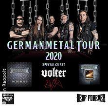 German Metaltour - Metall, Volter, EXA