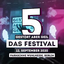 Gestört aber Geil Festival 2021
