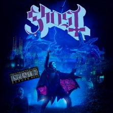 Ghost in München, 15.12.2019 - Tickets -