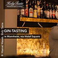 Gin Tasting in Mannheim in MANNHEIM * Niu Square Hotel,
