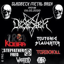 Gladbeck Metal Bash