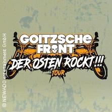 Goitzsche Front: Der Osten Rockt!!! - Tour 2019