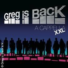 Greg is Back - Stadtsaal Krumbach